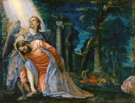 Christ-in-Getsemaneh